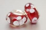 Pandora style glass beads Zurich-Basel