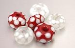 Glasperlen/Beads, verkauft