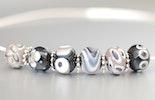 Halsketten aus Glasperlen (verkauft/Deutschland)