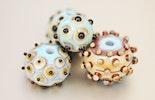 Murano glassbeads
