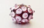 Glasperlen/Beads, (verkauft/Basel)