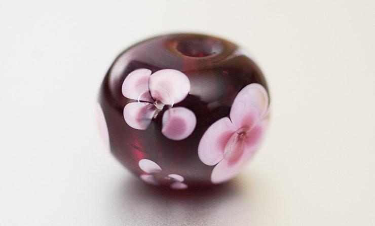 Glasperlen/Beads (verkauft/Basel)