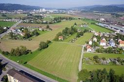 Luftaufnahme vom September 2012