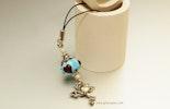 Glitzerglas: individual glass bead jewelry