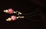 """Pretty in Pink"" mit Bullseye Glass (Bestellung/Aargau)"
