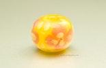 """""""Primavera-Blüte"""" Bullseye-Glass"""