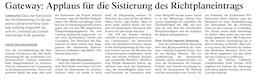 Limmattaler Zeitung 02.10.2013