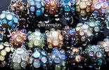 in Love with Silverglass <3 verschiedene Glasperlen werden zusammen gestellt