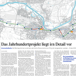 Limmattaler Zeitung 09.11.13