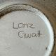 Mark Lanz pottery