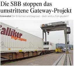 Limmattaler Zeitung 04.04.2014