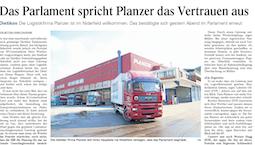 Limmattaler Zeitung 11.04.14