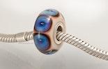 "Modell: ""Mystic Bead"". Pandora- und Trollbead-Style Perle."
