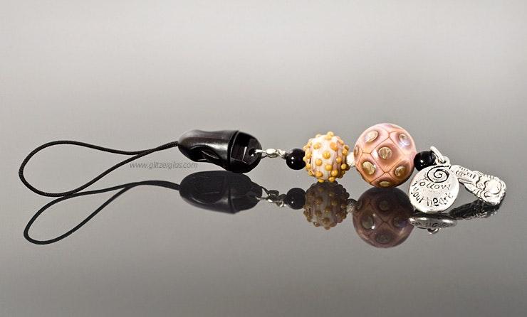 """""""Ladylike"""" Schlüssel- oder Taschenanhänger (verkauft/ Romanshorn)"""
