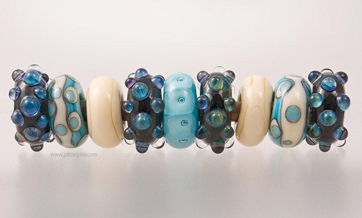 Modulperlen geeignet für alle Modularmbänder wie z.B. für Trollbead und Pandora. Bestellung /Thurgau