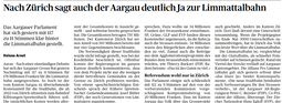 Tages-Anzeiger, 6. Mai 2015