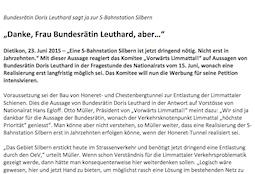 Medienmitteilung Vorwärts Lemmata vom 23.06.15