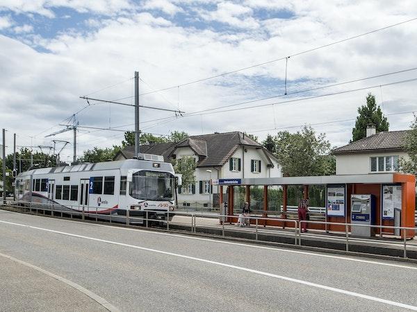 Oberentfelden Bahnhof Uerkenbrücke