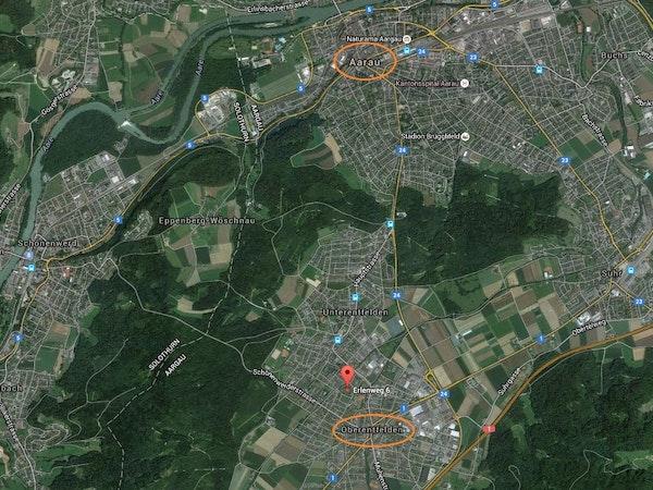 Aarau-Oberentfelden
