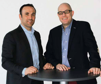 Stefan Schärer (links) und Dieter Beeler