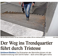 Limmattaler Zeitung 20.02.14