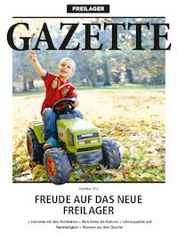 Gazette Freilager Dezember 13