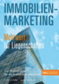 Buch - Immobilien-Marketing: Mehrwert für Liegenschaften