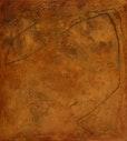 hautnah, mischtechnik auf baumwolle, 100x90 cm, 1997