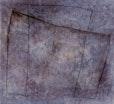 coyote, mischtechnik auf leinwand, 90x100 cm, 1994
