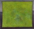 Grün im Raum 53x61 cm