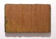 """""""verschollene worte"""", buchobjekt, mischtechnik, 22.5x37x3.5 cm, 2005"""