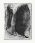 radierung  kaltnadel   überarbeitet   19,5 cm  x 15 cm