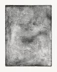 O. T .   radierung  kaltnadel   gewischt           19, 5 cm  x 15 cm