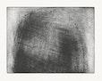 O. T.  radierung   aquatinta    überarbeitet    15 cm x 19 ,5 cm