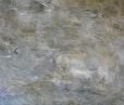 Alp Oberst  Mathon, 96 x  114 cm  öl , asche auf  Baumwolle