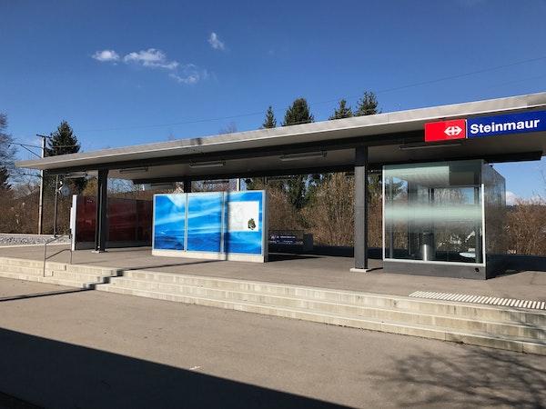 Bahnhof Steinmaur