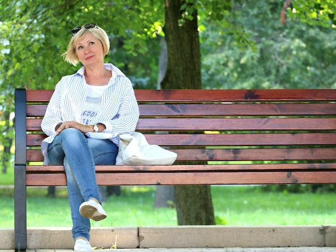 Sitzelemente zum Relaxen (Musterbild)