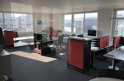 Büroimpression 1