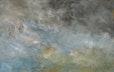 malereilandschaft, 120  x 190 cm öl auf leinwand