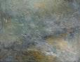malereilandschaft, 70 x 90 cm öl auf leinwand