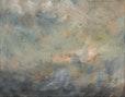 malereilandschaft, 67 x 84 cm öl auf leinwand