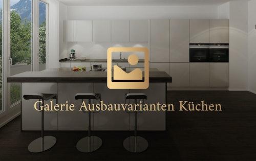 Galerie Ausbauvarianten Küchen