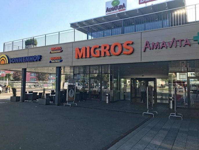 Einkaufszentrum Sonnenhof