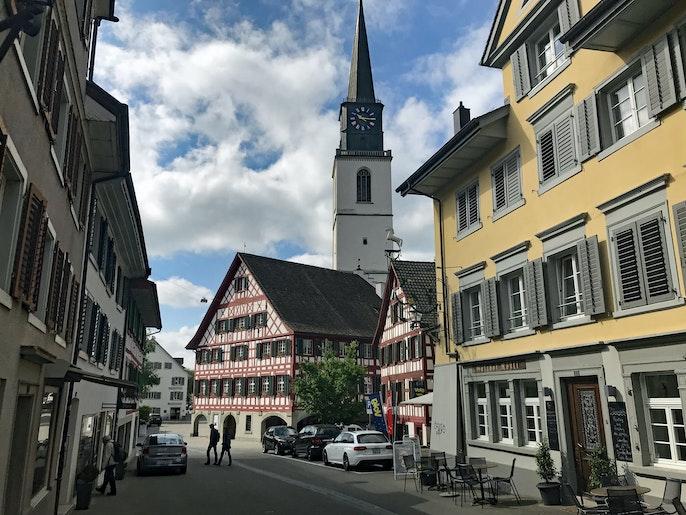 reformierte Kirche in der Altstadt