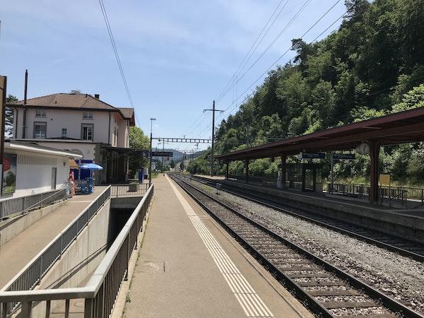 Bahnhof Eglisau