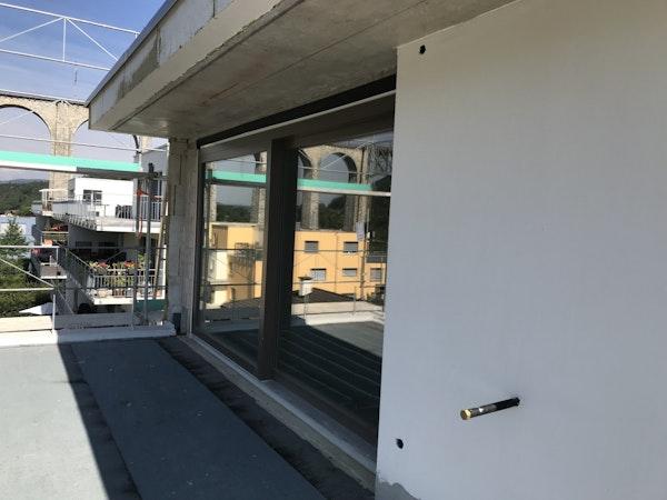 Raumhohe Fenster