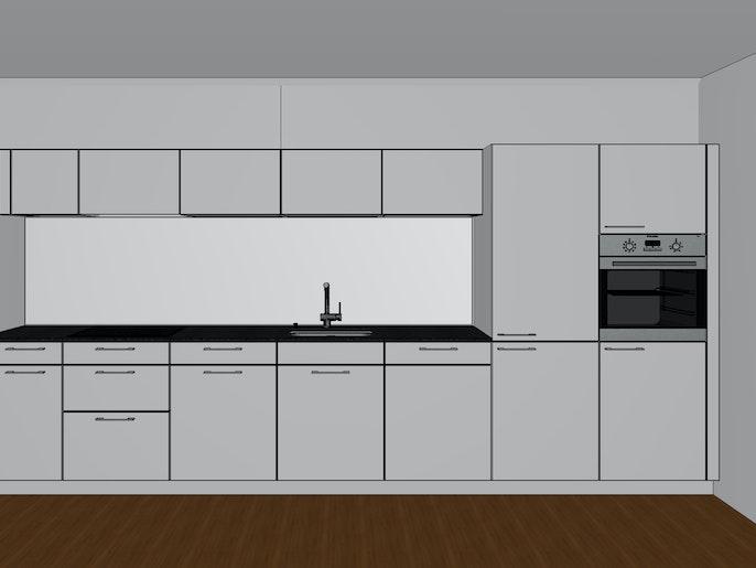 Musterbeispiel Küche (Attikawhg)