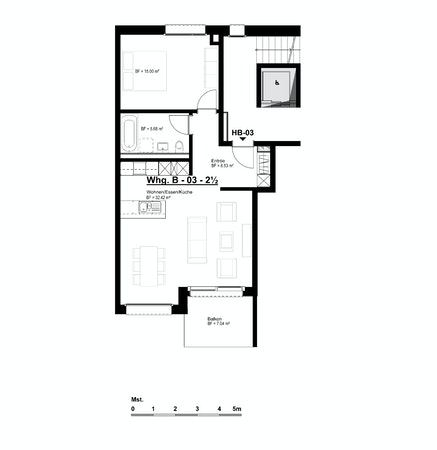 Wohnung B-03