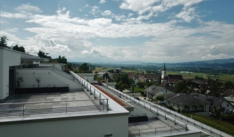 Maisonette-Dachwohnung an herrlicher Lage
