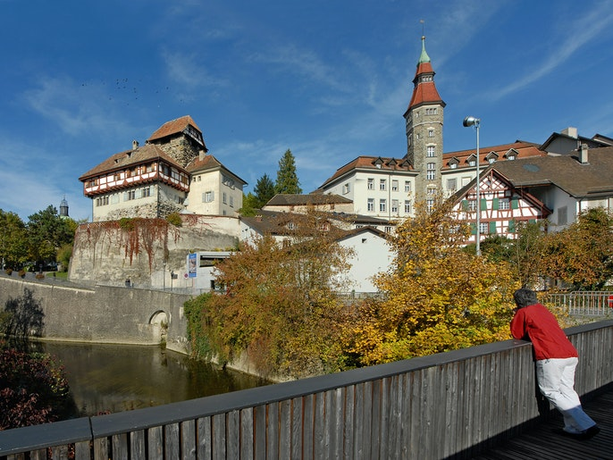 Schloss Frauenfeld